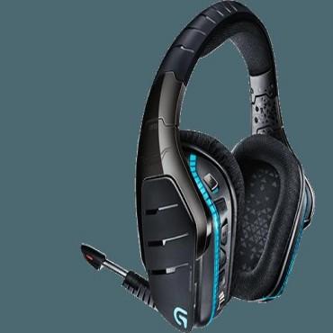 Logitech Artemis Spectrum 7.1 Wireless Surround Headset 981-000600