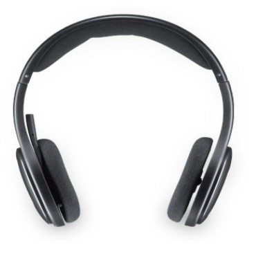Logitech H800 Bluetooth Headset Black 2.5Ghz - 981-000458 981-000458
