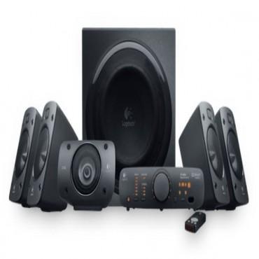 Logitech Z906 5.1 Channel THX Certified Speaker System THX® Certified 1000-watt peak power Dolby