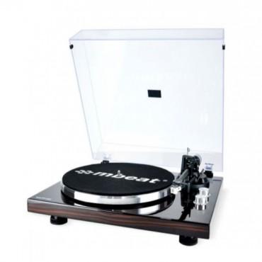 Mbeat Pt-18K Bluetooth Turntable Player (Mmc Usb Anti-Skating Preamplifier) Mb-Pt-18K