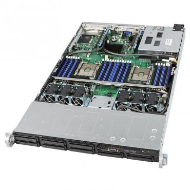 """Intel 2Ru Svr 4208(1/ 2) 32Gb(2/ 24) 3.5""""(0/ 8) Hw Raid Rps 10Gbe Rmm 3Yr Lwf2308Ir808604"""