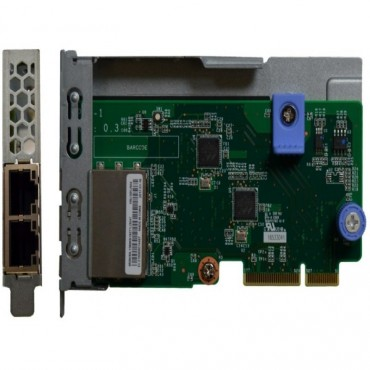Lenovo Thinksystem 10Gb 2-Port Base-T Lom For Sr550/ Sr630/ Sr650 7Zt7A00548