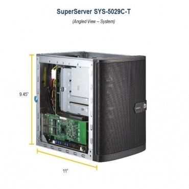 Supermicro Mini Tower Superserver 5029C-T
