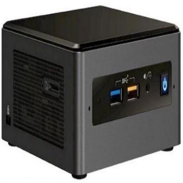 """Intel Nuc Mini Pc I7-10710U 4.7Ghz 2Xddr4 Sodimm M.2 & 2.5"""" Ssd Hdmi Displays Gbe Lan Wifi Bt Vesa 4Xusb3.1 2X Usb2.0 Bxnuc10I7Fnh1"""