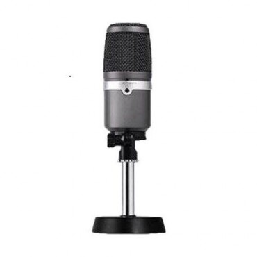 Avermedia Am310 Usb Microphone For Studio Quality Sound Live Streaming Music Performers. Built-in