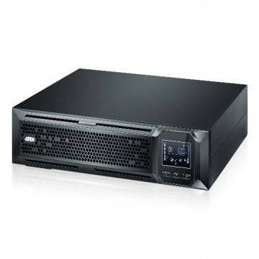 Aten 1000Va/ 1000W Professional Online Ups With Usb/ Db9 Connection 8 Iec C13 Outlets Optional
