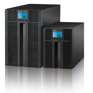 Delta N-Series Pro On-Line 1Kva/ 0.9Kw Ups (Tower) Ups102N200B0B6