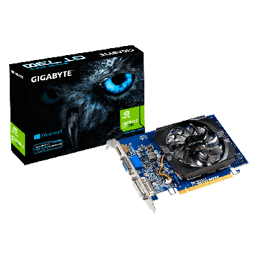 Gigabyte Nvidia Geforce Gt 730 2gb Ddr3 Ultra Durable Pcie Video Card 4k Hdmi Dvi Vga 3xdisplays