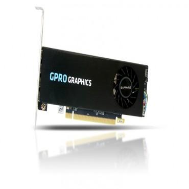 Sapphire Gpro 4300 4G Gddr5 Pci-E Quad Mini Dp (Uefi) Bulk 32286-01-10G