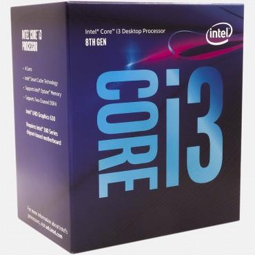 Intel Core I3-8100 Processor (6m Cache Up To 3.60 Ghz) Lga1151 Bx80684i38100