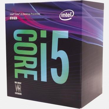 Intel Core i5-8400 Processor (9M Cache up to 2.80 GHz) LGA1151 BX80684I58400
