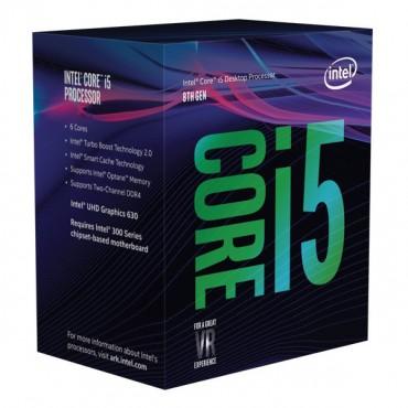 Intel Core i5-8600K Processor (9M Cache up to 3.60 GHz) LGA1151 BX80684I58600K