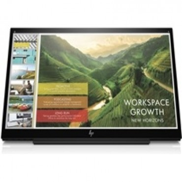 HP EliteDisplay S14 14-inch Portable Display (3Hx46Aa)