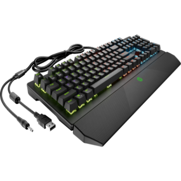HP Pavilion Gaming Keyboard 800 A/ P 5Js06Aa