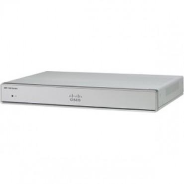 CISCO (C1111-4P) ISR 1100 4 PORTS DUAL GE WAN ETHERNET ROUTER C1111-4P