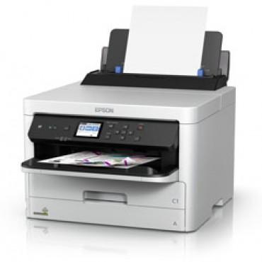 Epson Workforce Pro Wf-c5290 A4 Colour Wireless Inkjet Printer C11cg05501