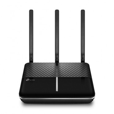 TP-LINK Router: AC2300 Wireless Dual Band Gigabit 2.4GHz (600Mbps) and 5GHz (1625Mbps) bands MU-MIMO