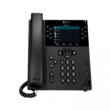 Polycom Vvx 450 Desktop Phone Poe 2200-48840-025