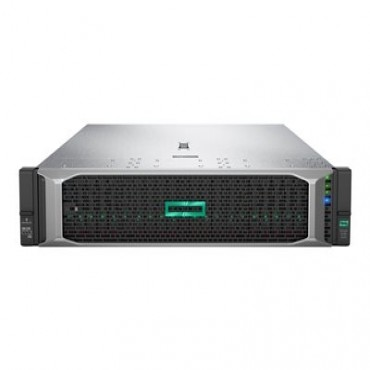 HPE ProLiant DL380 Gen10 4208 1P 32GB-R P408i-a 24SFF 800W PS Server P02467-B21