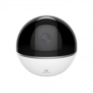 Ezviz C6T Smart Wireless 360 Camera Fhd 2-Way Audio Ir Microsd Ac Power 2Yr Cs-Cv248-A0-32Wfr