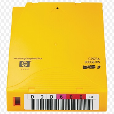 Hp Ultrium Data Cartridge 800gb 400/ 800 Gb, Ultrium 3, 80 Mb/ S (native), 160 Mb/ S Compr, Metal