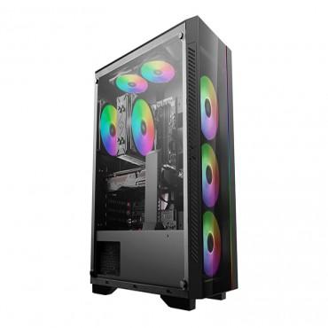 Deepcool Matrexx 55 V3 Add-Rgb 3F Tempered Glass Case (MATREXX 55 V3 ADD-RGB 3F)