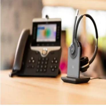 Cisco 562 Wireless Dual Headset (Cp-Hs-Wl-562-S-Eu=)