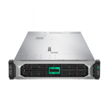HPE ProLiant DL360 Gen10 4214 1P 16GB-R P408i-a NC 8SFF 500W PS Server (P19775-B21)