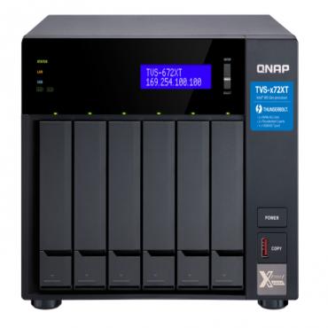 Qnap Tvs-672Xt-I3-8G 6-Bay Nas