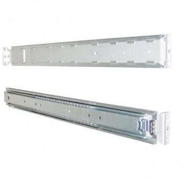 Tgc Chassis Accessory Metal Slide Rails 455Mm For Tgc 1U Chassis Tgc-03A-1U-455