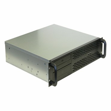 "TGC Rack Mountable Server Chassis 2U 400mm Depth, 2x Ext 5.2"" Bays, 2x Int 3.5"" Bays, 4x Low Profile PCIE Slots, MATX MB, ATX PSU TGC-23400-2"