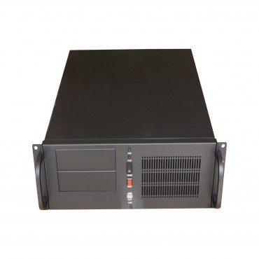 "TGC Rack mountable Server Chassis 3U 450mm Depth, 2x Ext 5.25"" Bays, 7x 3.5"" Int Bays. 5x Full Height PCIE Slots, ATX PSU/MB Tgc-3450"