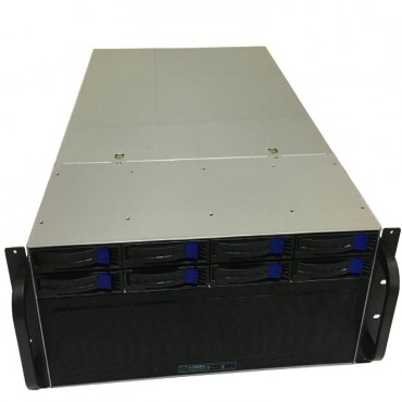 Tgc Rack Mountable Server Chassis 4U 400Mm Depth With 8 Hot Swap Bays 4408-Gpu