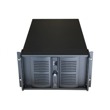 "TGC Rack Mountable Server Chassis 4U 480mm Depth, 3x Ext 5.25"" Bays, 6x Int 3.5"" Bays, 7x Full Height PCIE Slots, ATX PSU/MB Tgc-4480A"