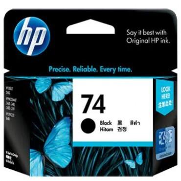 HP 74 BLACK INK CB335WA CB335WA