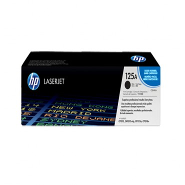 HP CB540A HP COLOR LASER JET CP1215/ 1515 BLACK CRTG