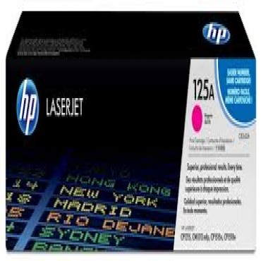 HP CB543A HP LASER JET CP 1215/ 1515 MAGENTA CRTG