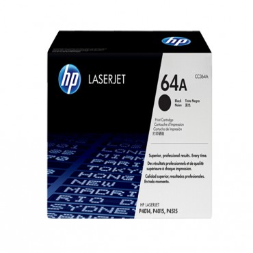 HP CC364A HP LASER JET 10K BLACK TONER CARTRIDGE