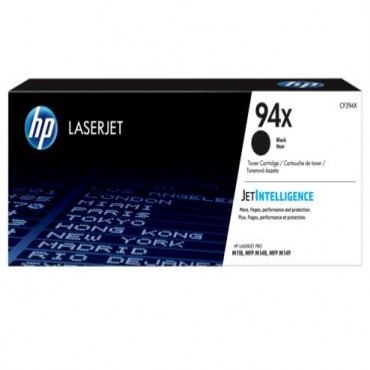 Hp 94X High Yield Lj Toner Toner Cartridge Cf294X