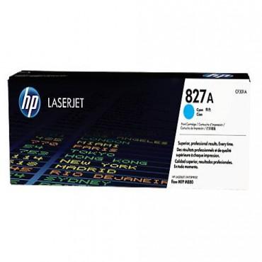 HP 827A CYAN LASERJET CARTRIDGE CF301A