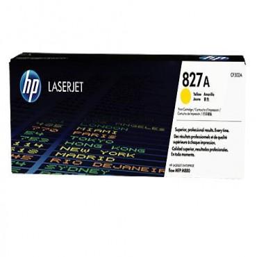 HP 827A YELLOW LASERJET CARTRIDGE CF302A
