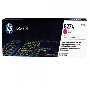 HP 827A MAGENTA LASERJET CARTRIDGE CF303A