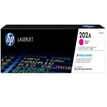 HP 202A Original Magenta LaserJet Toner Cartridge CF503A