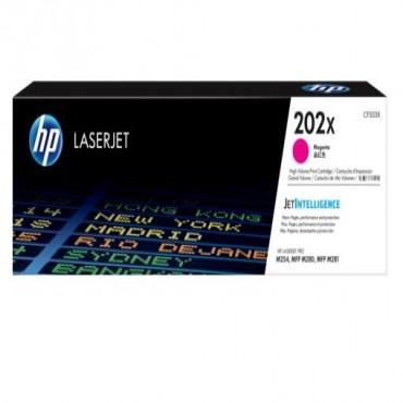 HP 202X Magenta LaserJet Toner Cartridge CF503X