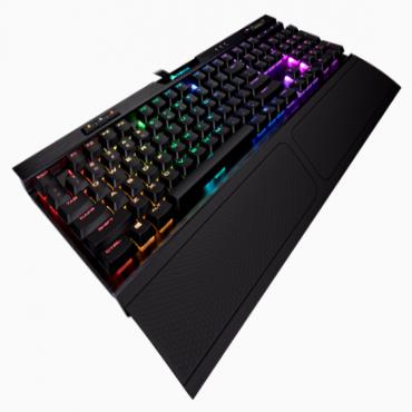 Corsair K70 Rgb Mk.2 Low Profile Mechanical Gaming Keyboard Cherry Mx Red Ch-9109017-Na