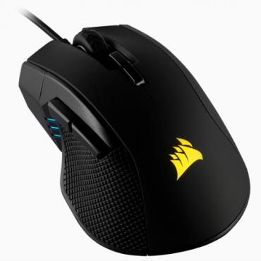 Corsair Ironclaw Rgb Fps/ Moba Gaming Mouse Black Backlit Rgb Led 18000 Dpi Optical Ch-9307011-Ap