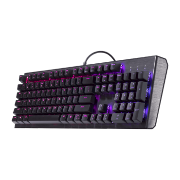 Cooler Master Ck550 Rgb Mechanical Keyboard Cherry Brown Switch (CK-550-GKGM1-US)
