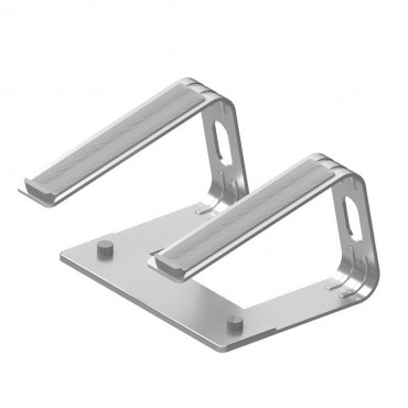 Simplecom Cl510 Ergonomic Aluminium Cooling Stand Elevator For Laptop Macbook Cl510