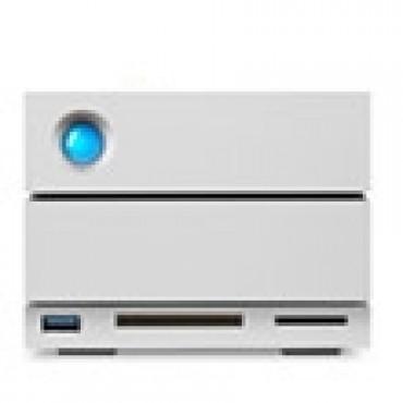 Lacie 2Big Dock 16Tb Usb-C Thunderbolt3 And Get Free Tp-Link Outdoor Camera Stgb28000400-Camera