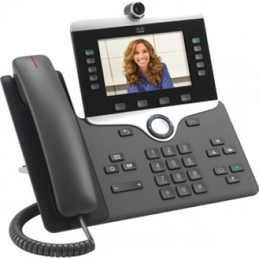Cisco Ip Phone 8865 With Mpp Firmware Cp-8865-3Pcc-K9=